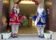 مدل لباس قاجاری