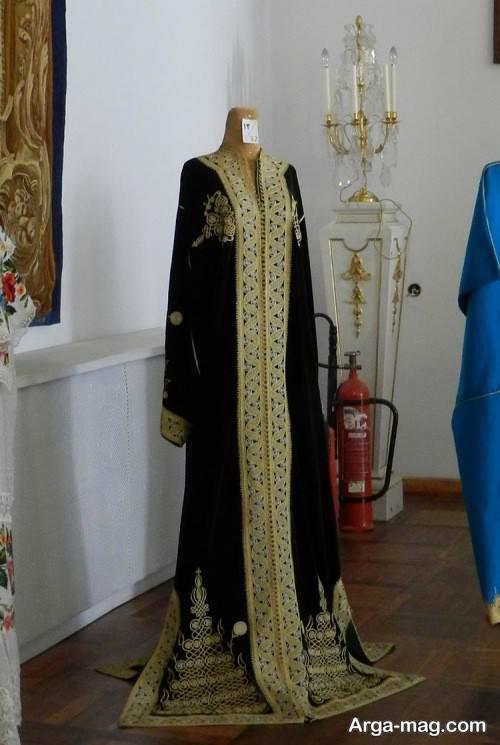 مدل لباس زنانه در دوران قاجار