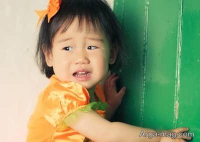 آشنایی با علل ترسیدن کودک