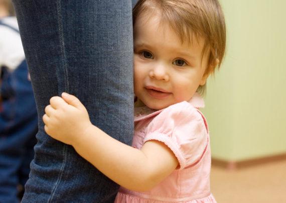 کاهش ترس در کودکان