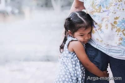 همراهی کودک در غلبه بر ترس