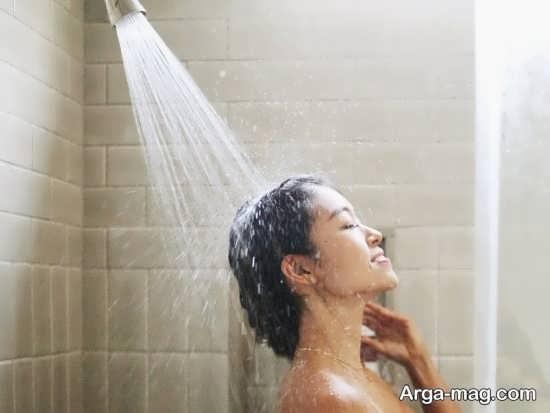 تاثیر دوش گرم بر بهبود کیفیت خواب