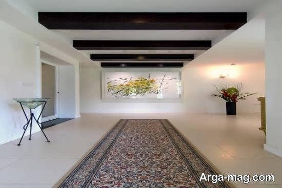 گالری مدل جدیدی از قالیچه برای راهرو