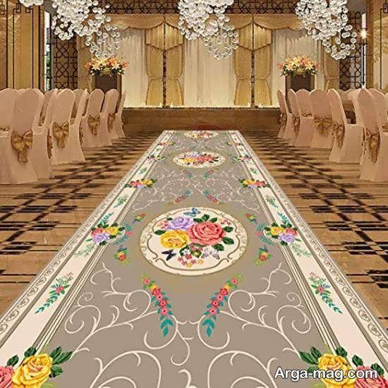 نمونه هایی متنوع و جذاب از قالیچه برای راهرو