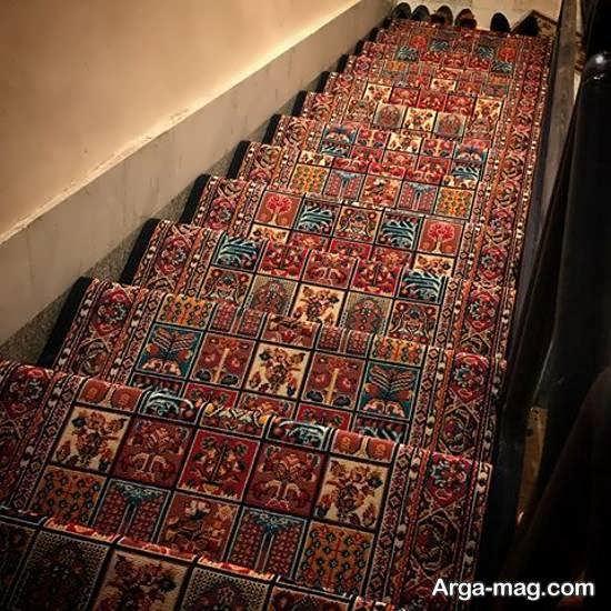 گالری مدل قالیچه زیبا و جالب برای مفروش ساختن راهرو