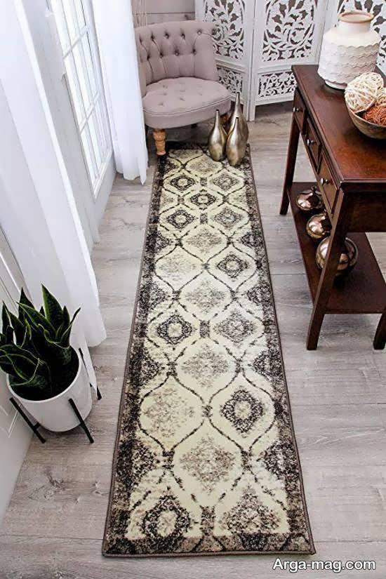 مجموعه ای زیبا و جالب از نمونه های قالیچه برای راهروی خانه