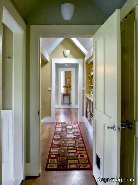گالری زیبا و جذابی از مدل قالیچه برای راهرو
