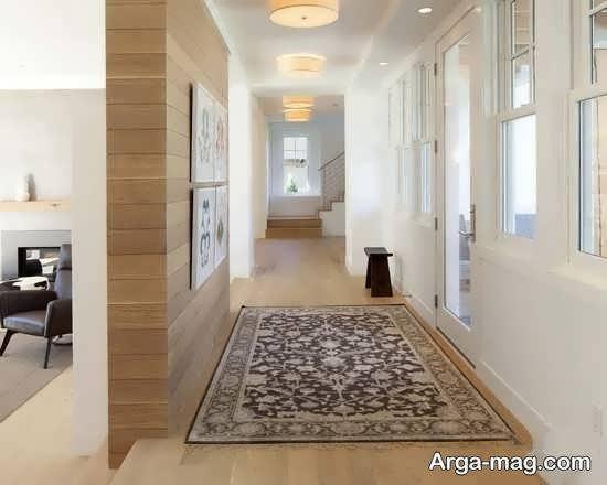 انواع مدل های زیبا و بینظیر قالیچه برای دالان