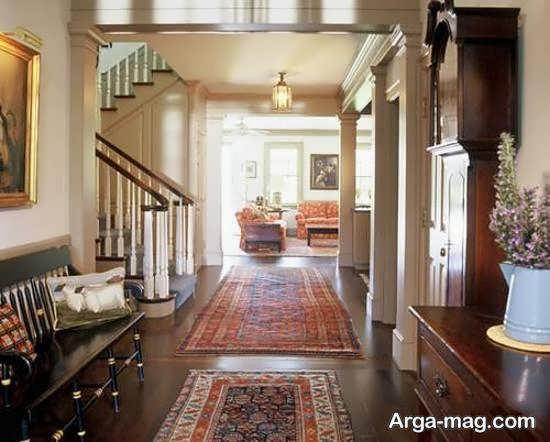 مجموعه ای زیبا و خاص از مدل قالیچه برای راهرو