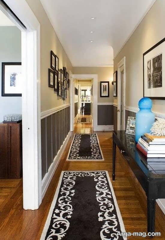 ایده هایی منحصر به فرد از قالیچه برای راهروی منزل