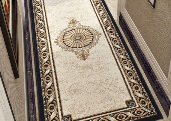 گالری شیک و زیبایی از مدل قالیچه برای راهرو