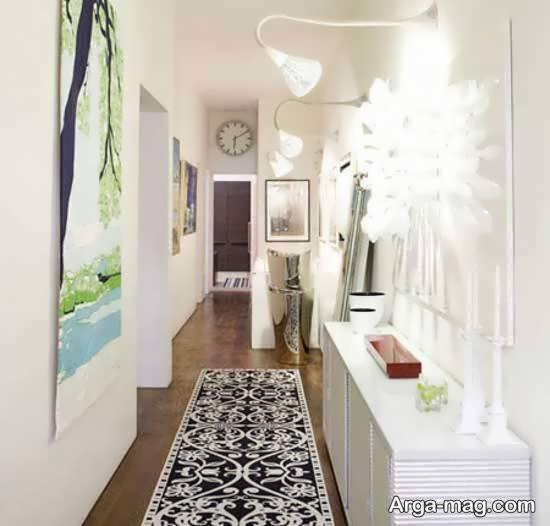 ایده هایی فوق العاده از قالیچه جهت راهروی منزل