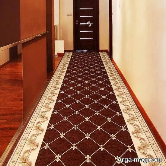 کلکسیونی زیبا از مدل های قالیچه واسه راهرو