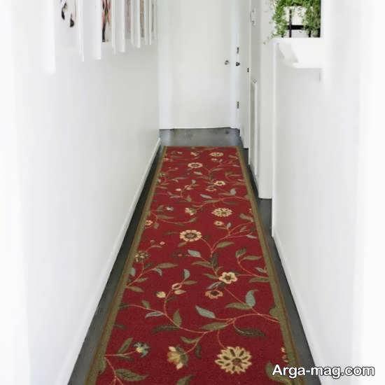 مجموعه ای شیک متفاوت از مدل قالیچه واسه راهروی منزل