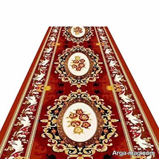 نمونه های زیبا و شیک قالیچه برای فرش کردن راهرو