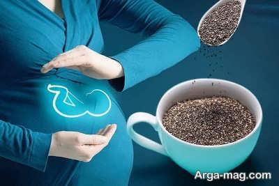 فواید بسیار زیاد کنجد برای سلامتی مادر باردار