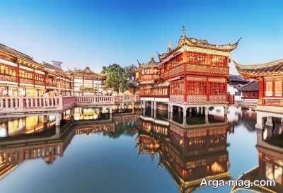 دیدنی های شانگهای کجاست؟