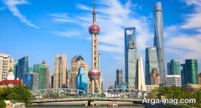 دیدنی های جالب در شانگهای