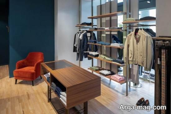 طراحی زیبا مغازه