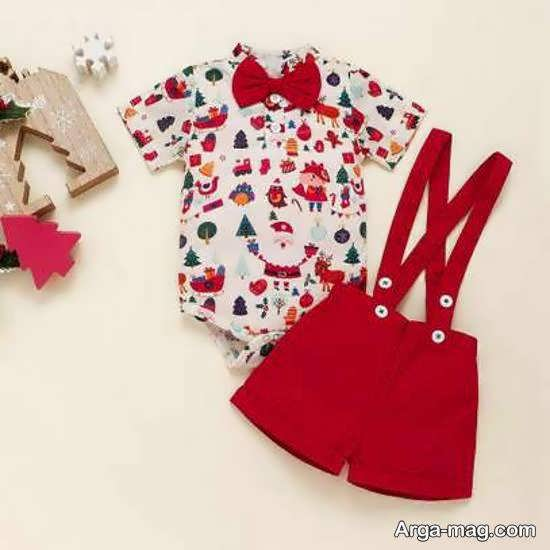 مجموعه ی جذاب و جدید مدل لباس نوزاد شش ماهه دخترانه و پسرانه