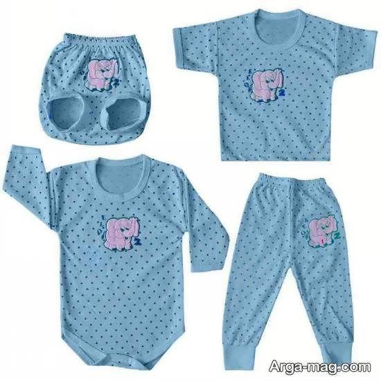 مجموعه ای دوست داشتنی از مدل رخت نوزاد شش ماهه دخترانه و پسرانه