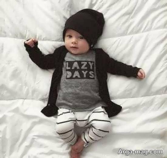 ایده هایی بینظیر و دوست داشتنی از لباس نوزاد شش ماهه