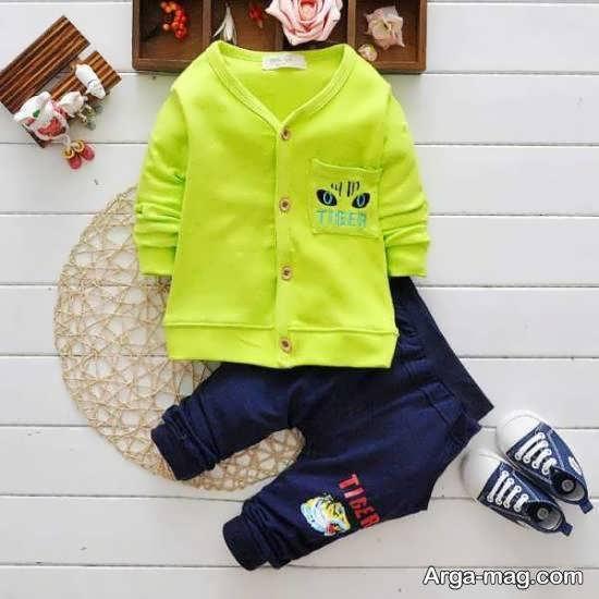 نواع مدل لباس نوزاد شش ماهه با جذابیت و زیبایی بسیار