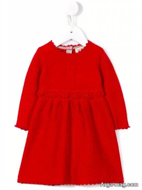 انواع مدل لباس نوزاد شش ماهه زیبا و جدید
