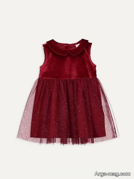 مجموعه ای زیبا و متفاوت از مدل لباس نوزاد شش ماهه با تنوع زیاد