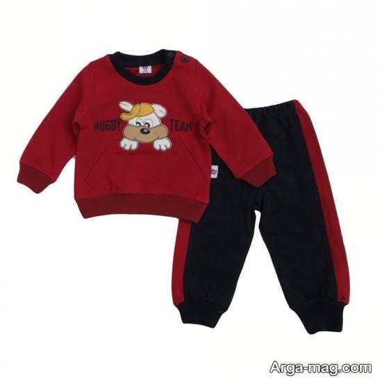 گالری ارزنده و جالبی از مدل پوشاک نوزاد شش ماهه