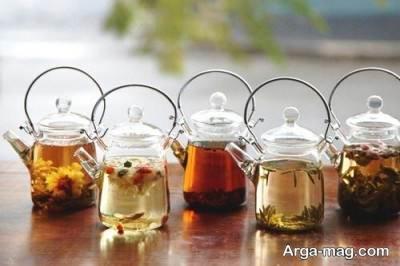 آشنایی با انواع مختلف چای گیاهی خواب آور