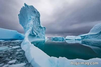 مکان های جذاب قطب جنوب