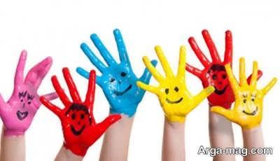 روش های ساده و راحت جهت آموزش رنگ ها به کودک