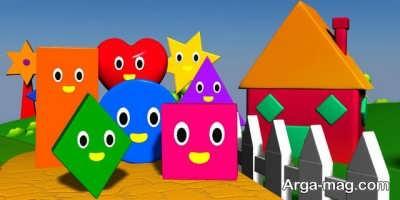 چگونه رنگ ها را به کودک آموزش دهیم؟