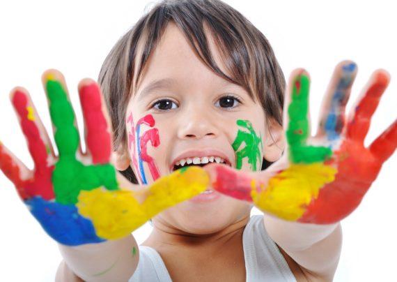 روش های موثر جهت آموزش رنگ ها به کودک