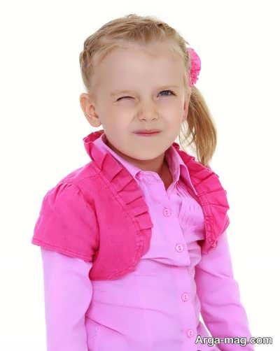 اختلال تیک عصبی در کودکان