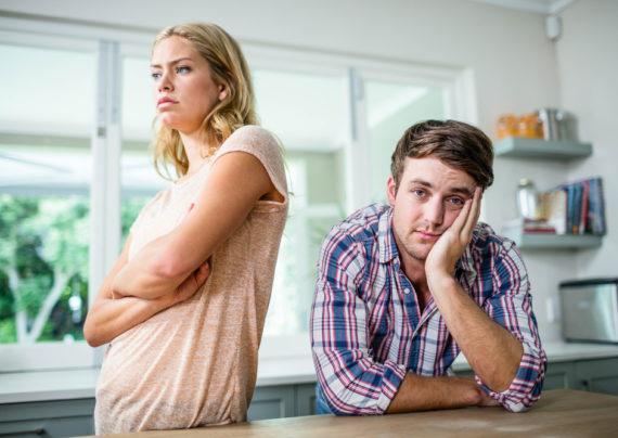 رفتار با همسر پرتوقع