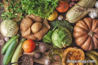 مصرف غذاهای فیبردار برای جلوگیری از یبوست
