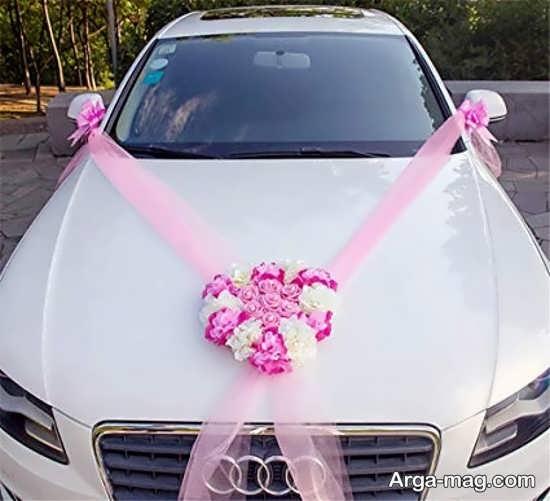 ماشین عروس دیزاین شده