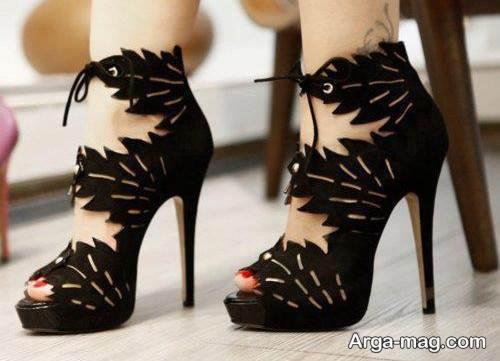 ۳۵ مدل کفش مجلسی زنانه برای خانم های شیک پوش و لاکچری
