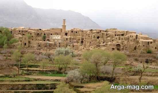 بناهای قدیمی یزد