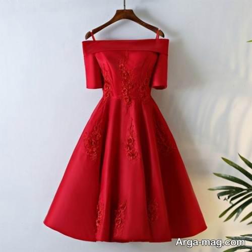 لباس قرمز برای شب یلدا