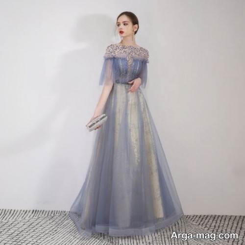 مدل پیراهن عروس شب یلدا