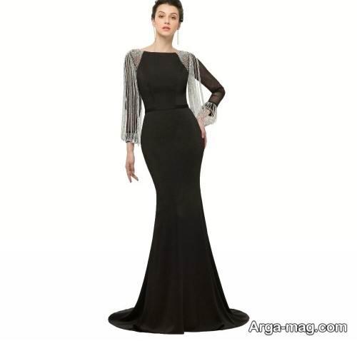 لباس مشکی برای شب یلدا