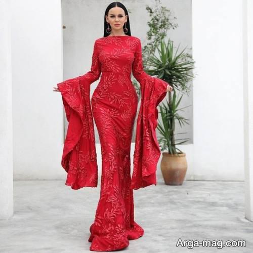 لباس پوشیده برای شب یلدا