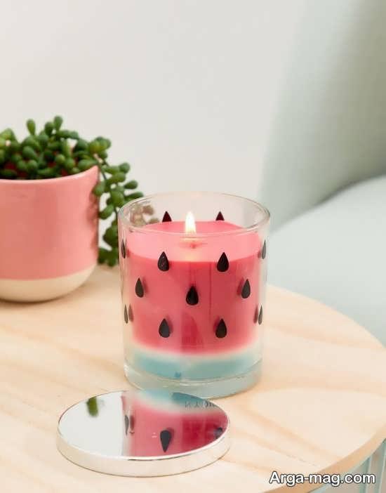 باحال ترین تزئینات و چیدمان شمع برای شب چله