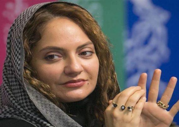 مهناز افشار بازیگر باسابقه و مطرح سینمای ایران
