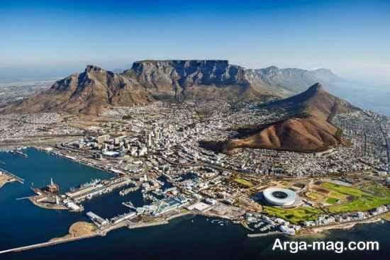 کوه های آفریقای جنوبی