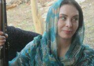 افسانه بایگان بازیگر با سابقه و معروف ایرانی