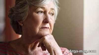برخورد با سالمندان افسرده